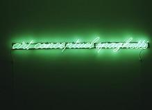 Entretiens sur l'art : François Curlet, Comment dire ? - Fondation d'entreprise Ricard