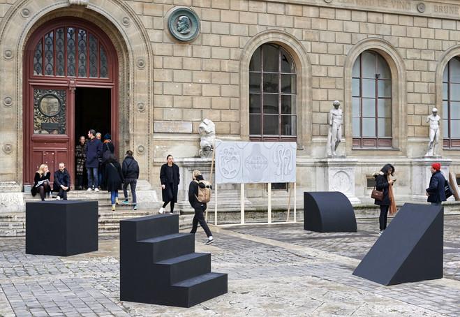 Offprint Paris - Beaux-Arts de Paris – Palais des Études