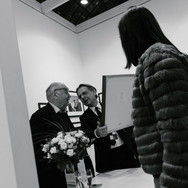 Paris Photo 2015 - Galerie Alain & Françoise Paviot