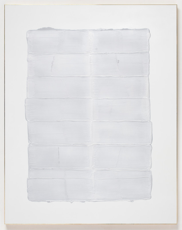 Thirty Shades of White - Galerie Praz-Delavallade