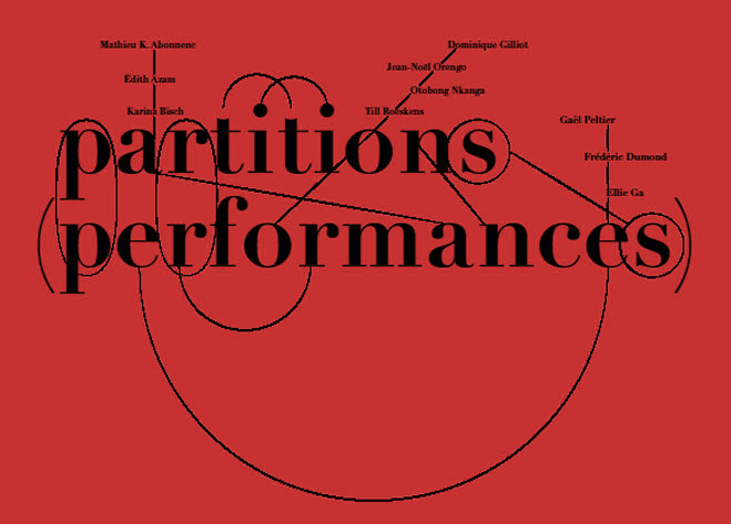 Partitions (performances) : Simon Ripoll-Hurier / Jean-Philippe Basello - Fondation d'entreprise Ricard