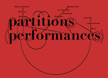 Partitions (performances) : Simon Ripoll-Hurier / Jean-Philippe Basello - Fondation d'entreprise Ricard