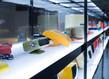 Adam art design atomium museum plasticarium bruxelles brussels grid