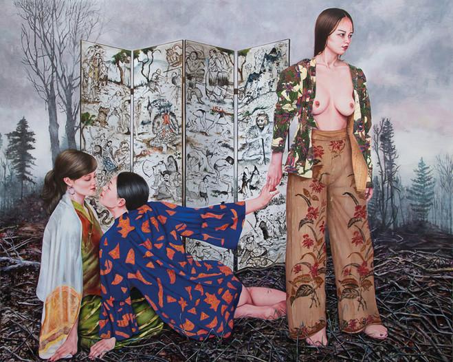 Nazanin Pouyandeh - Galerie Sator