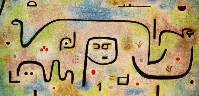 Paul Klee - Centre Georges Pompidou