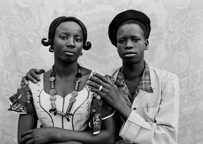Seydou Keïta - Les Galeries nationales du Grand Palais
