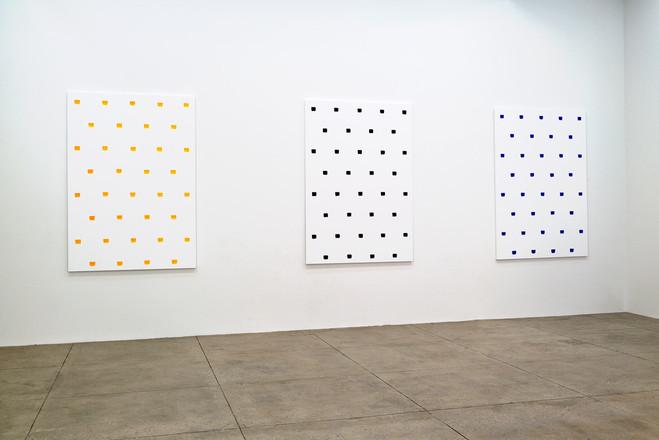 Niele Toroni - Galerie Marian Goodman
