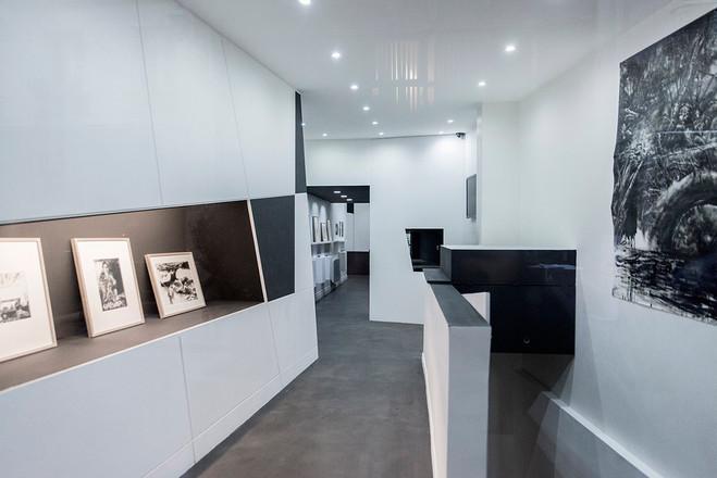 Arthuro Sallustro—Saturnisme - Galerie Rue Sans Fraise