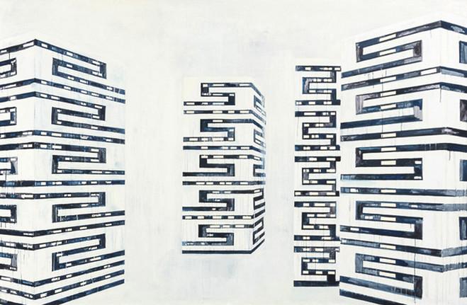 Peintures - Galerie Isabelle Gounod