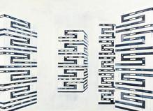 Peintures - Isabelle Gounod Gallery