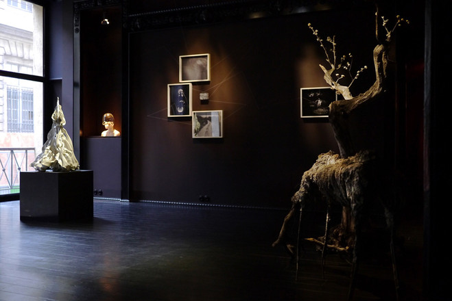 L'éblouissement de la perte - Galerie Da-End