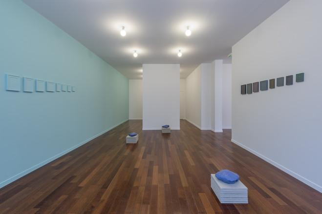 Claude Rutault / Allan McCollum - Galerie Mfc – Michèle Didier