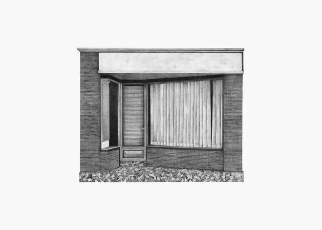 Traits d'un abri - Galerie Maria Lund