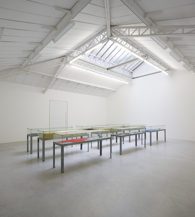 Gina Pane - Galerie Kamel Mennour