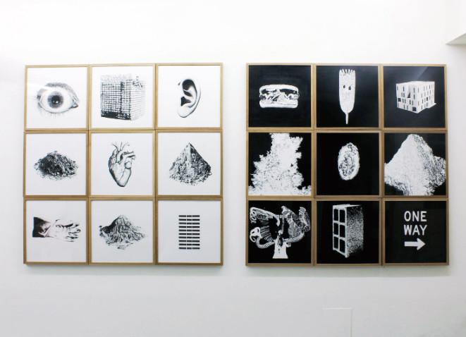 Mathieu weiler dessin accrochage vision urbaine large2