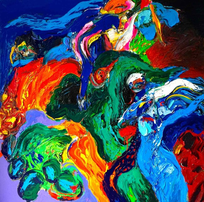 Gérard Stricher - Inception Gallery
