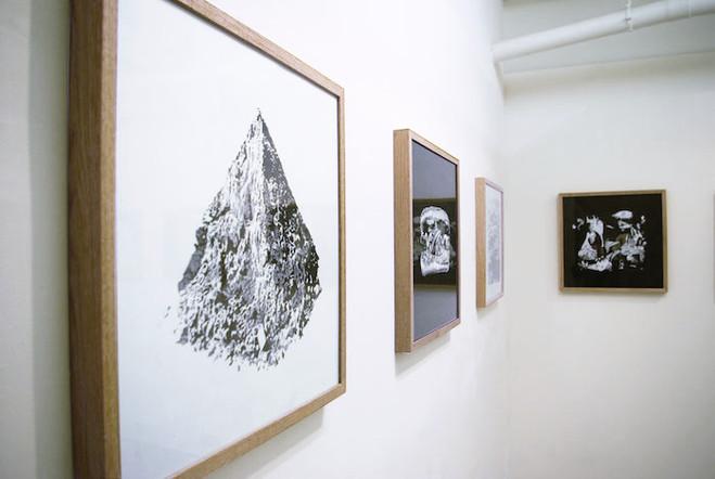 Semaine du Dessin—Mathieu Weiler—Fragments - Galerie Laure Roynette