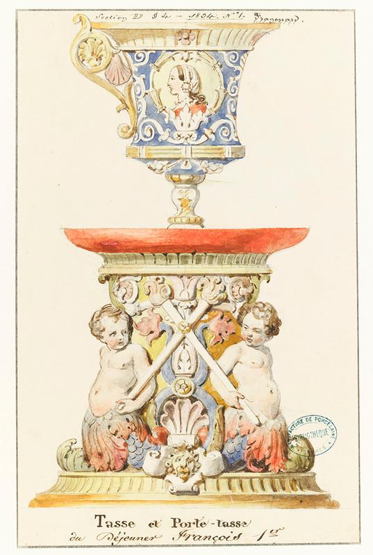 Alexandre-Evariste Fragonard à Sèvres - Sèvres — Cité de la céramique