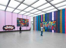 Franz Ackermann - Templon Gallery