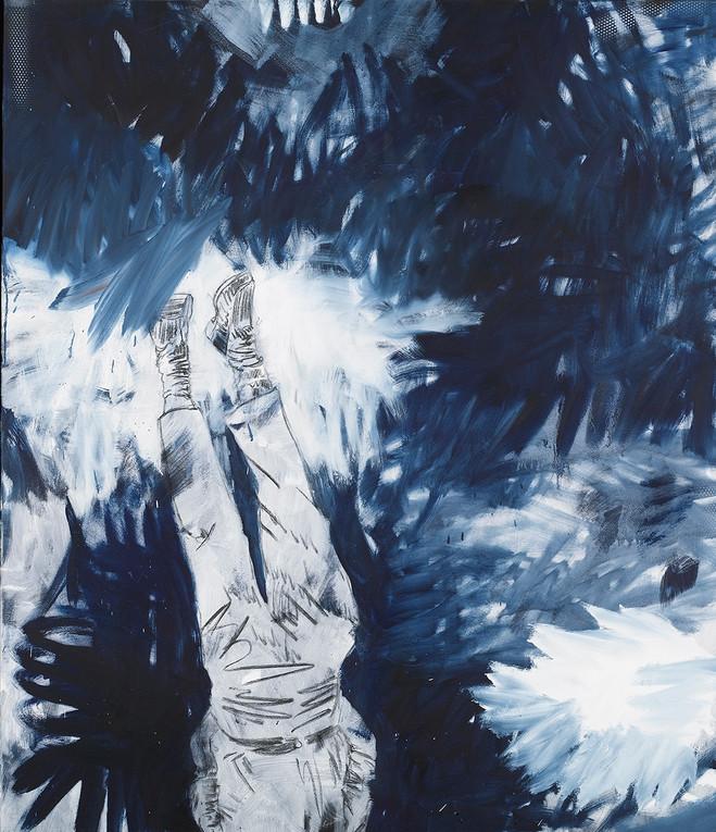 Comme un blanc - Galerie Valérie Delaunay