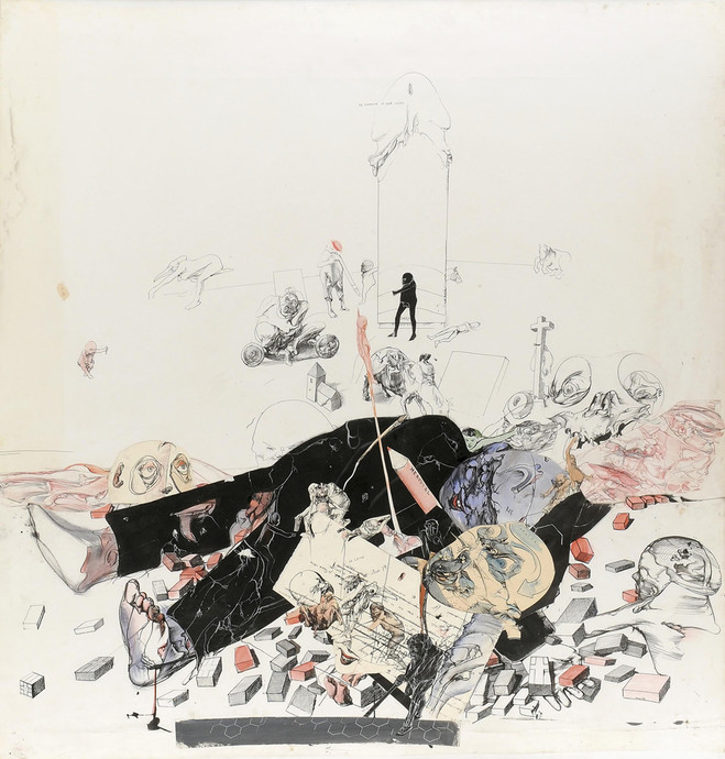 Mémoire épidermique - Jeanne Bucher Jaeger  — Espace St Germain Gallery