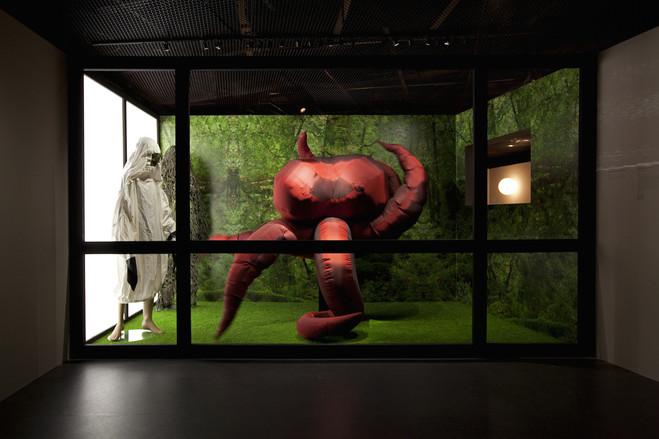 Persona - Musée du quai Branly
