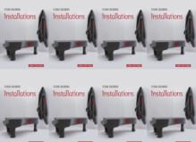 Itzhak Goldberg, Installations - Fondation d'entreprise Ricard