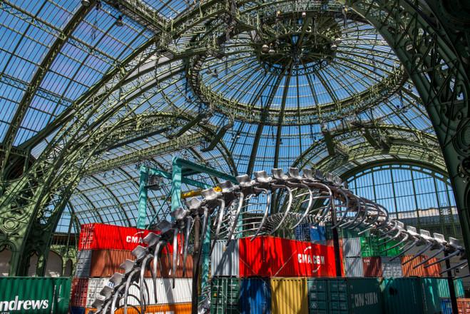 Monumenta 2016 — Huang Yong Ping - Grand Palais – La nef