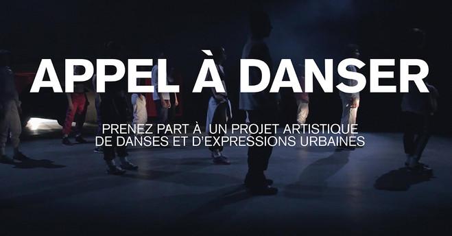 Appel à danser - Pépinières européennes pour jeunes artistes