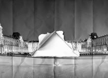 JR - Le Louvre