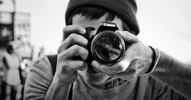 Vous faites des photos ?