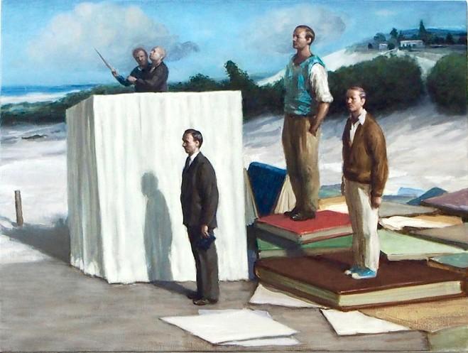Peter Martensen - Galerie Maria Lund