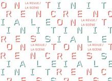 Initiales/La scène : Grenoble - Fondation d'entreprise Ricard