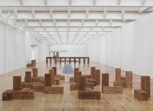 Carl Andre - Musée d'Art Moderne de la ville de Paris