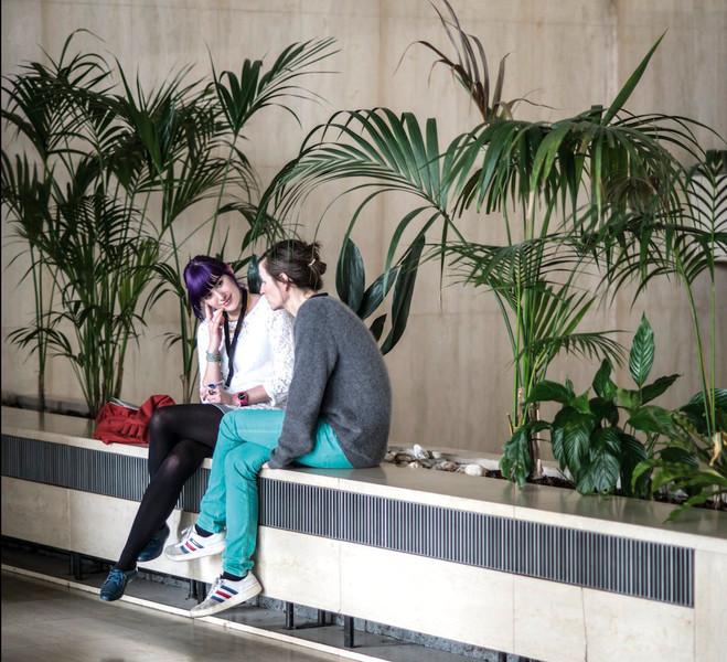INDISCIPLINE @ Palais de Tokyo - Palais de Tokyo