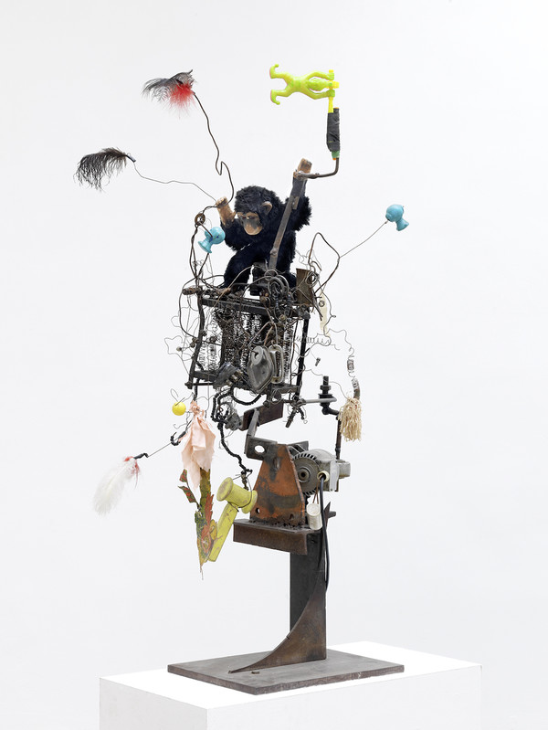 Jean Tinguely - Galerie G-P & N Vallois
