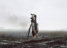 Build and Destroy—David De Beyter - CPIF — Centre photographique d'Ile-de-France
