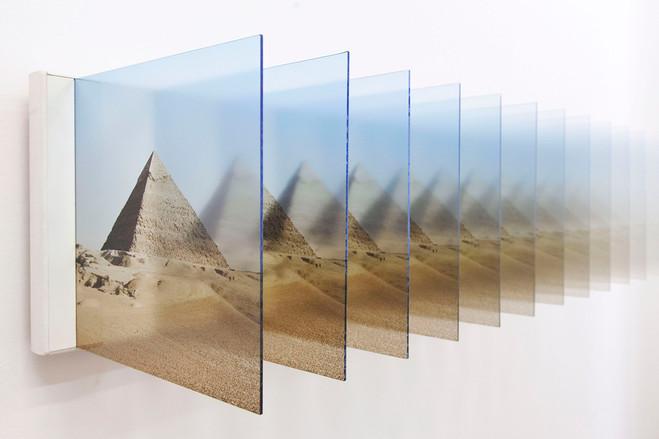 Déconstruction photographique - Topographie de l'art
