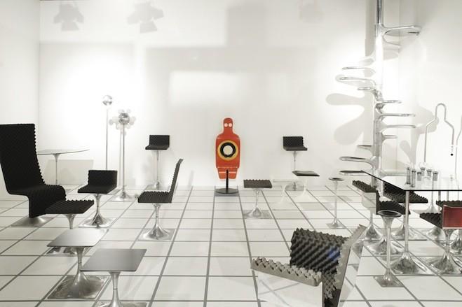 Roger Tallon - Jousse Entreprise — Mobilier d'architecte Paris Gallery