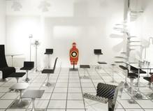 Roger Tallon - Galerie Jousse Entreprise — Mobilier d'architecte Paris
