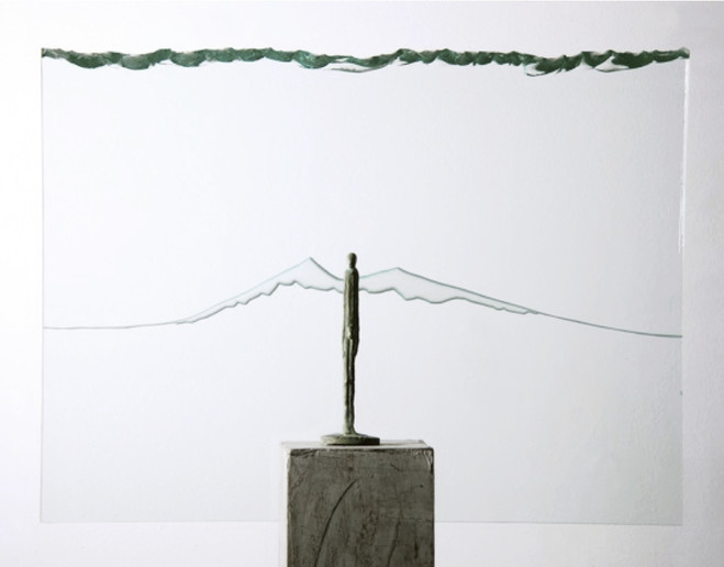 Noel Cuin, Joel Fisher, Pieter Laurens Mol, Jorge Molder, Markus Raetz, Bogdan Rata, Georges Rousse - Galerie Farideh Cadot