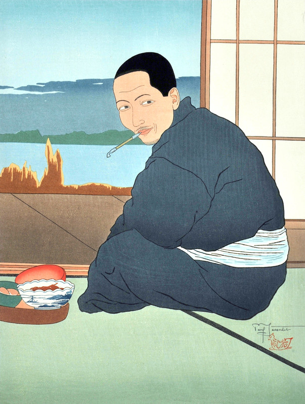 Paul Jacoulet, un artiste français au Japon (1896-1960) - Maison de la culture du Japon à Paris