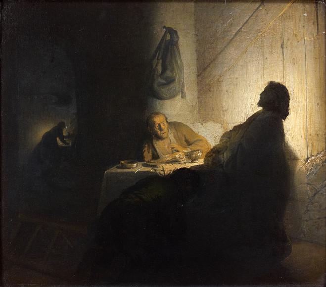 Rembrandt intime - Musée Jacquemart-André