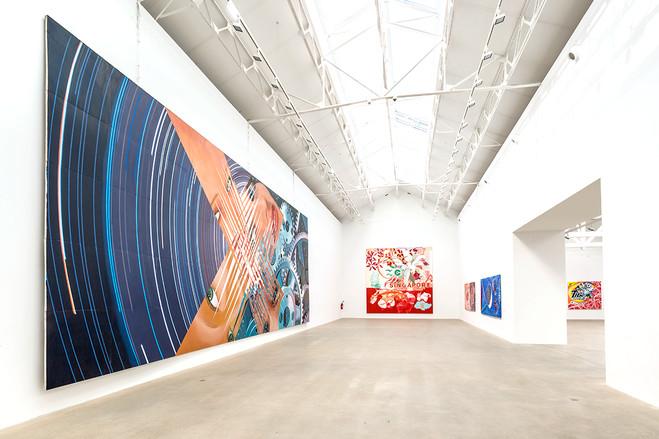 James Rosenquist - Galerie Thaddaeus  Ropac Paris Pantin
