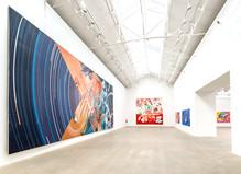 James Rosenquist - Thaddaeus  Ropac Paris Pantin Gallery