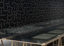 Lucinda Childs / Sol LeWitt - Thaddaeus  Ropac Paris Pantin Gallery