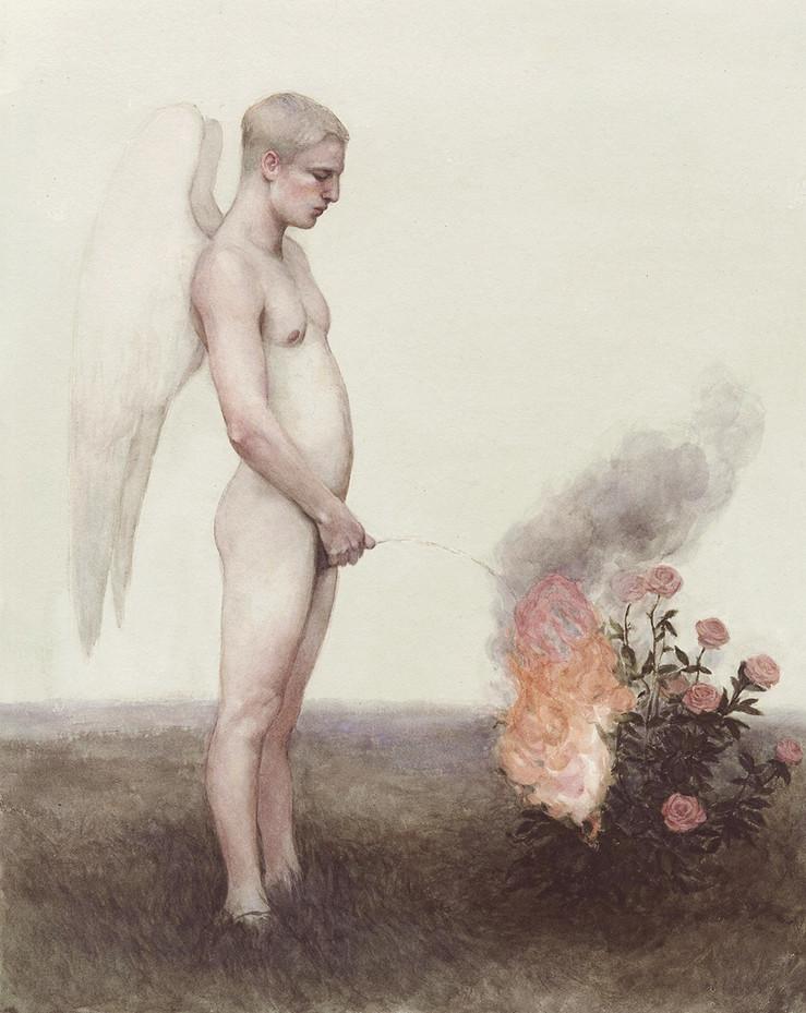 Nicolas tolmachev amour aquarelle large2