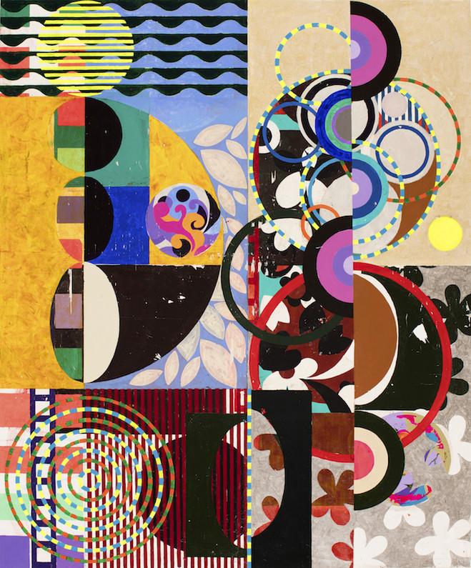 Beatriz Milhazes - Max  Hetzler Gallery