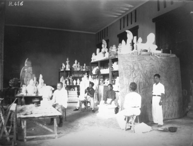 Conversation : mouvements patrimoniaux entre discours archéologique et ritualisation. - Bétonsalon - Centre d'art et de recherche