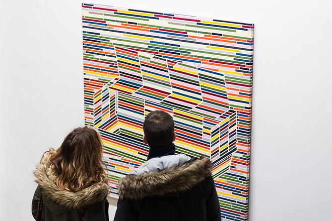 Novembre à Vitry 2016—Prix de peinture - Galerie municipale  Jean-Collet